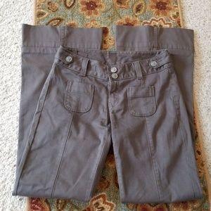 Lucky Brand Slim Cut Bell-Bottom Pants SZ 0-25